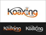 LOGO DESIGN for marketing company: Koaxing.com için Graphic Design224 No.lu Yarışma Girdisi