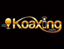 nº 755 pour LOGO DESIGN for marketing company: Koaxing.com par arteq04