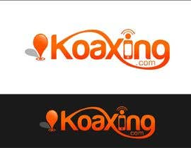 nº 783 pour LOGO DESIGN for marketing company: Koaxing.com par arteq04