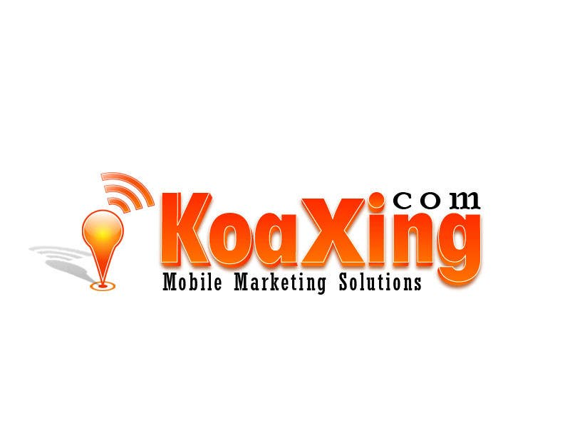 Contest Entry #786 for LOGO DESIGN for marketing company: Koaxing.com