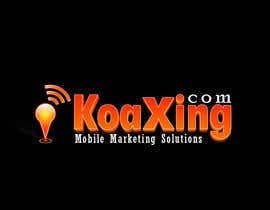 #787 for LOGO DESIGN for marketing company: Koaxing.com af mjuliakbar