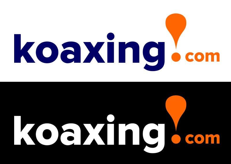 Конкурсная заявка №932 для LOGO DESIGN for marketing company: Koaxing.com