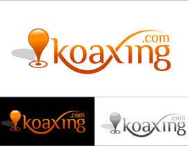 #763 para LOGO DESIGN for marketing company: Koaxing.com por nileshdilu