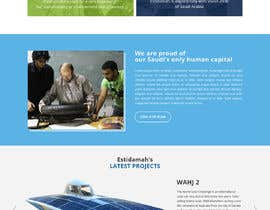 #37 for Website Design Concept (Mock UPs) by motivated83