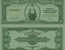 agustinscalisi tarafından Dollar Note artwork for board game için no 37