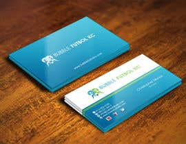 #64 cho Design some Business Cards for Bubble Futbol KC bởi IllusionG