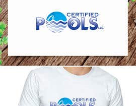 #118 cho Certified Pools Logo Update bởi fourtunedesign