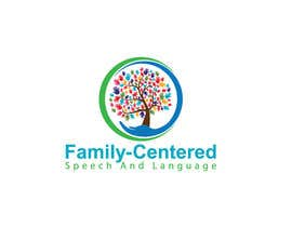 #250 for Family-Centered Speech and Language Logo by ROCKSTER001