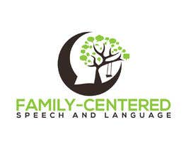 #184 for Family-Centered Speech and Language Logo by tonusri007