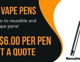 #27 cho Design a Banner - Vape Pens bởi azgraphics939