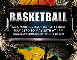 #8 for Professional Basketball Camp flyer by yoligranacar