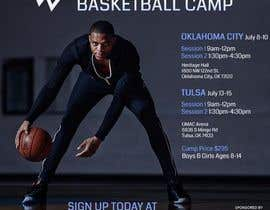 #4 for Professional Basketball Camp flyer by rustom861