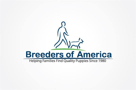 Konkurrenceindlæg #                                        28                                      for                                         Logo Design for Breeders of America
