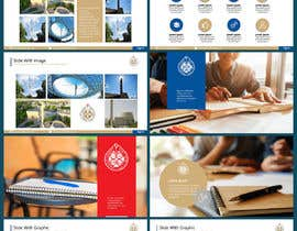 #5 for Create a professional PowerPoint Template to represent a university by L47UR