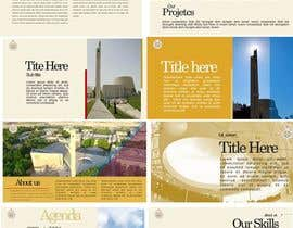 #10 for Create a professional PowerPoint Template to represent a university by jborgesbarboza