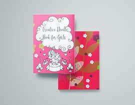 #30 για Creative Doodle Book for Girls Book Cover από jlangarita