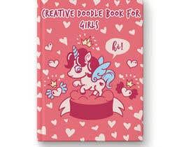 #1 για Creative Doodle Book for Girls Book Cover από erickaeunicewebb