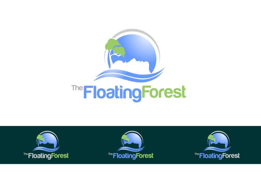 Inscrição nº 67 do Concurso para Logo Design for The Floating Forest