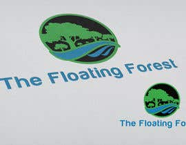 nº 52 pour Logo Design for The Floating Forest par CIPRIAN1