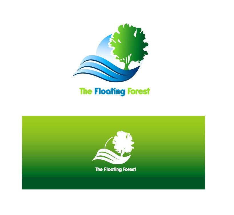 Inscrição nº 93 do Concurso para Logo Design for The Floating Forest