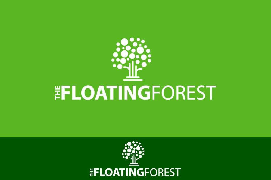 Inscrição nº 263 do Concurso para Logo Design for The Floating Forest