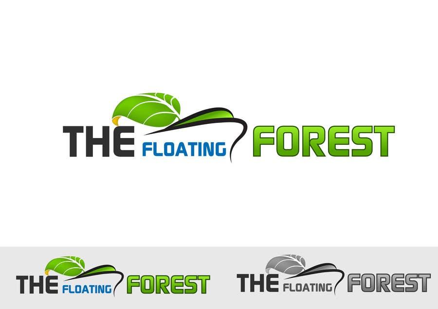 Inscrição nº 320 do Concurso para Logo Design for The Floating Forest