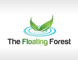 #295 para Logo Design for The Floating Forest por OneTeN110