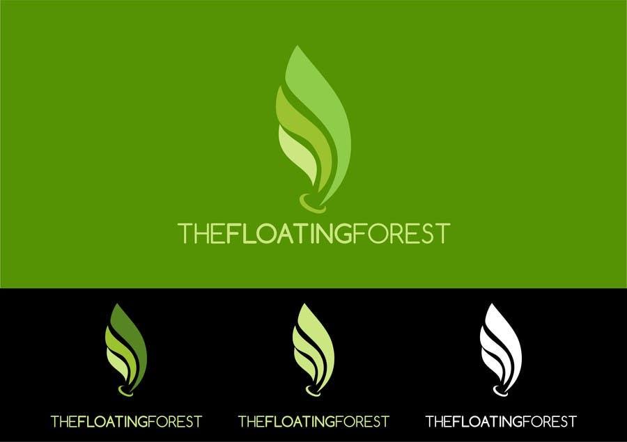 Inscrição nº 224 do Concurso para Logo Design for The Floating Forest