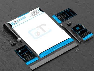 Billede af                             Business card and letter Head De...