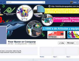 #4 pentru Design a Facebook Cover Image For Business Page de către gsb666