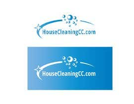 #188 for House Cleaning Logo by szamnet