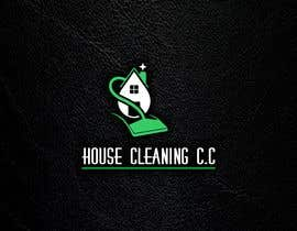 #128 for House Cleaning Logo by hermesbri121091