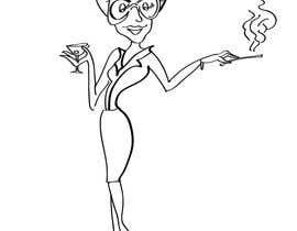 #4 cho Cartoon / Caricature line drawing bởi Valeriyavideo