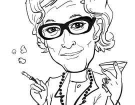 #10 for Cartoon / Caricature line drawing af dukudraw