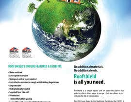 #99 para Roofshield Advertisement Design for A. Proctor Group Ltd por paritoshbharti29