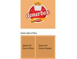 mediassaz tarafından Doner Kebab Box Packaging Designs için no 9