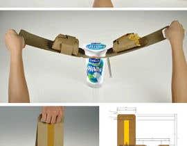 yacine92 tarafından Doner Kebab Box Packaging Designs için no 3