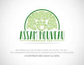 #54 for Logo for Assam tea by kashifali239