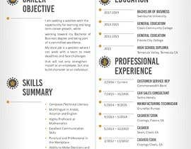 #16 for Resume Document by radissionit