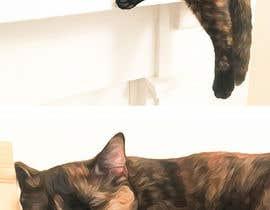 Nro 8 kilpailuun Draw/paint my cat käyttäjältä Alexander7117