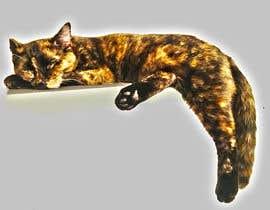 Nro 6 kilpailuun Draw/paint my cat käyttäjältä Abdisat111