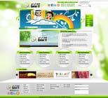 Graphic Design Konkurrenceindlæg #78 for Website Design for Qatar IT
