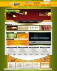 Graphic Design Konkurrenceindlæg #65 for Website Design for Qatar IT
