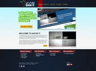 Graphic Design Конкурсная работа №84 для Website Design for Qatar IT