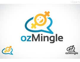 nº 31 pour Logo Design for ozMingle par Habitus