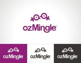 #400 for Logo Design for ozMingle af sourav221v