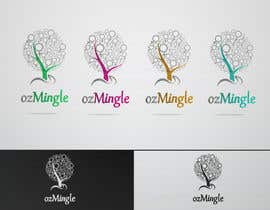 nº 579 pour Logo Design for ozMingle par iinspiration