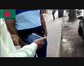 zawyed tarafından 20-30 seconds video with local language (quick money) için no 16