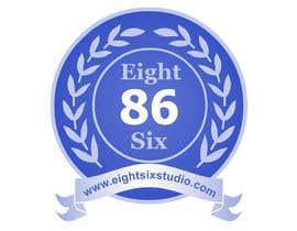 Nro 111 kilpailuun Design a Logo for Eight Six Studio käyttäjältä kwaleedabdullah