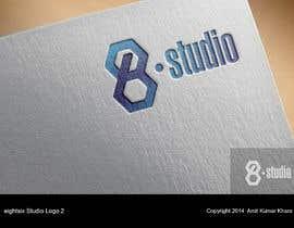 Nro 108 kilpailuun Design a Logo for Eight Six Studio käyttäjältä amitkumarkhare